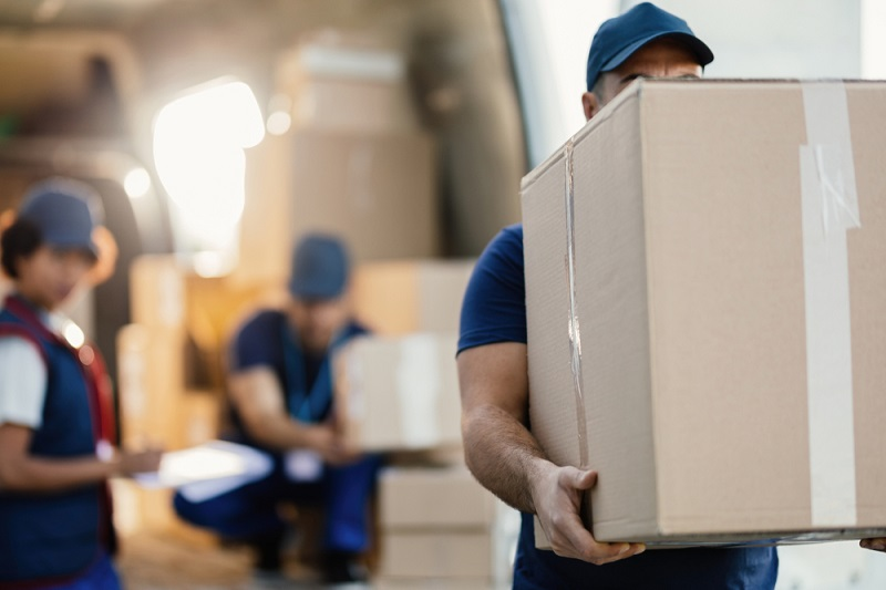 mover and packer in Fujairah