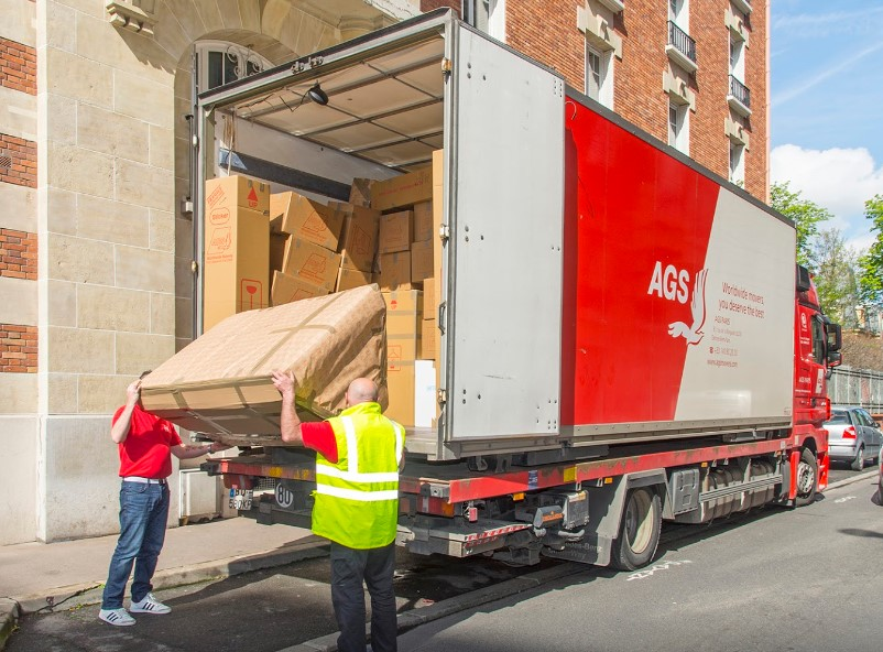 AGS International Movers